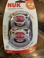 nuk orthodontic pacifier