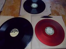 Mr. Green Jeans, Uncle Lumpy, Little Orley RECORDING DISKS 1947-50 Radio Program