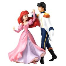 The Little Mermaid 'Isn't She a Vision' Ariel and Eric Figurine