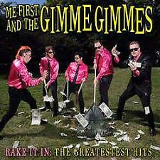 "New Music Me First And The Gimme Gimmes ""Rake It In"" CD"