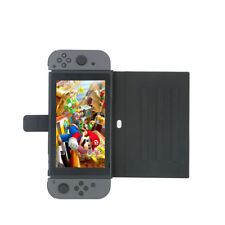 Ultra-Thin Premium Quality PU Leather Flip Cover Case for Nintendo Switch