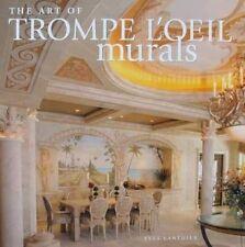 LIVRE : THE ART OF TROMPE L'OEIL MURALS