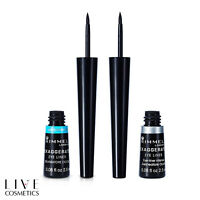 RIMMEL EXAGGERATE LIQUID EYELINER 001 BLACK & 003 WATERPROOF BLACK*CHOOSE YOURS*