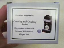 Midwest of Cannon Falls Phb: Cooking & Crafting Series - Cappuccino Maker Mib