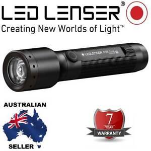 Led Lenser P5R Core Rechargeable Torch 500 Lumen 2020 Model