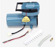 Us Warehous80L/M Compressor Air Pump Hydroponics Aquarium Inflated Aerator Dc24V