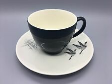 """Johnson Brothers """" Flying Geese"""" Replacement Coffee Cup & Saucer"""