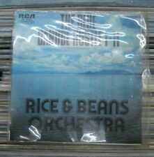 "RICE & BEANS ORCHESTRA THE BLUE DANUBE HUSTLE DANUBIO AZUL MEXICAN 7"" SINGLE PS"
