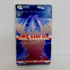 Fire And Ice by Paul Garrison Audiobook 4 Cassette Abridged 6 hours
