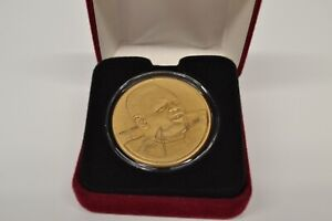 Highland Mint Emmitt Smith Bronze Coin with Case 4115/25000!