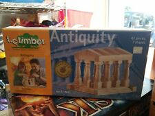 ANTIQUITY SET T.C. Timber Haba Master Builder Block System  BRAND NEW SEALED!