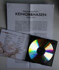 Keinohrhasen Adv CD-Acetate! The Killers Keane Prefab Sprout