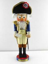 Steinbach Nutcracker Ltd Ed George Washington Hand Crafted Germany Very Good Con
