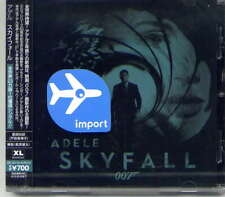 ADELE -  Skyfall - CD Maxi  - Japan – Sealed