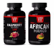 Immune support formula - RASPBERRY KETONES – AFRICAN MANGO COMBO - raspberry
