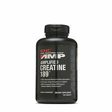 GNC Pro Performance AMP Amplified Creatine 189 120 Tablets