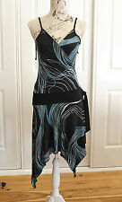 BLOCKOUT Black Dress, Summer, Cocktail Dress Size Medium/Large