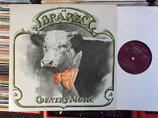 BRABEC DDR AMIGA LP: COUNTRY MUSIC (855711)