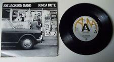 """JOE JACKSON - KINDA KUTE / GERALDINE AND JOHN. PROMO 7"""".1979."""