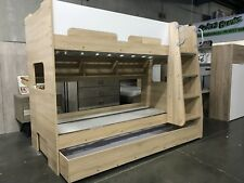 Single bunk with pullout trundle Great Bunk  NEW ARRIVAL Kids