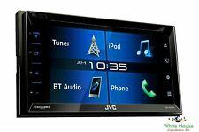 "JVC KW-V330BT CAR 6.8"" Touchscreen Bluetooth Stereo Monitor"