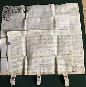 1697 CHESHIRE Sir Thomas Delves John Stubbs, Messuage at GOURSLEY & BLACKENHALL
