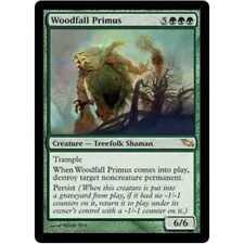 WOODFALL PRIMUS - MTG Shadowmoor Rare Creature