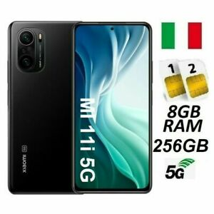 XIAOMI MI 11i 5G DUAL SIM 256GB 8GB RAM BLACK ITALIA NO BRAND
