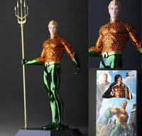 Crazy Toys Aquaman Arthur Curry PVC Action Figure Collectible Model Toy