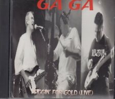 Ga Ga Giggin' For Gold Live CD Queen Tribute Covers FASTPOST