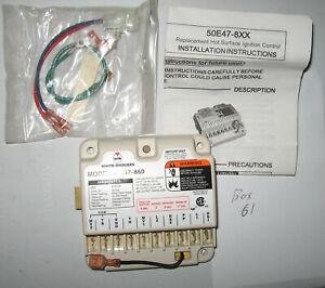 White-Rodgers 50E47-860 Trane CNT03776 ignition control board Emerson HSI