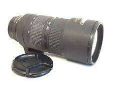 Nikon Nikkor AF 80-200 mm F/2.8D ED Zoom Lens Two Ring Version