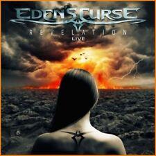 EDEN'S CURSE - REVELATION LIVE! Autographed! - Dio - Dream Theater - Dokken