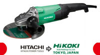 Hitachi Hikoki G23ST Smerigliatrice 230 MM Incl. 1er Disco diamantato Matrice