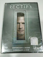 Rectify Primera Temporada 1 Completa - 2 x DVD Region All Español Ingles - 3T