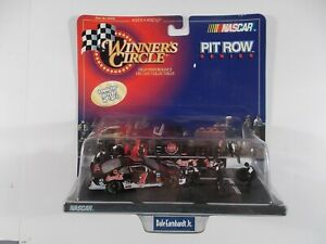 Racing Champions 1/64 NASCAR Pit Row Series #1 Dale Earnhardt Jr