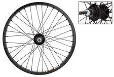 "20"" bmx bike REAR wheel WEINMANN DM30 36H Alloy 3/8"" Nut FLIP FLOP HUB"
