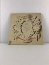 FERRANTE AND TEICHER 10TH ANNIVERSARY Promo Copy! GOLDEN PIANO HITS-2 LP-NM-