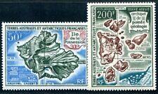 TAAF 1970 58-59 ** POSTFRISCH TADELLOS SATZ 85€(I2297