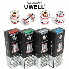 Uwell Crown IV 4 Coils Verdampferköpfe Mesh UN1 UN2 0.2 0.23 0.25 0.4 Ohm Meshed