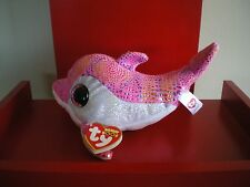 Ty Beanie Boos SPARKLES the dolphin 6 inch  NWMT.  IN STOCK NOW