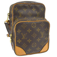 LOUIS VUITTON AMAZON CROSS BODY SHOULDER BAG PURSE MONOGRAM M45236 A43923c
