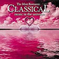 Various Artists - Most Romantic Classical Music in the Universe / Various [New C
