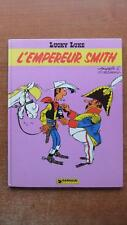 LUCKY LUKE  T. 14 : L'EMPEREUR SMITH - E.O. - MORRIS - GOSCINNY - DARGAUD -1976-