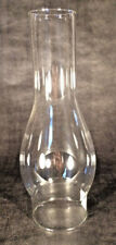 """3"""" x 10"""" Clear Glass Oil Kerosene Lamp Chimney for #2 burners & 3"""" galleries 944"""