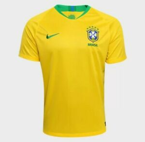 Brazil Football Shirt 2018 NEW WITHOUT TAGS - M