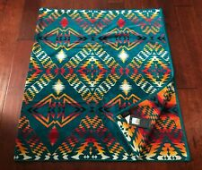 PENDLETON Beach Towel POOL SPA BOAT Teal LUXURIOUS Soft Cotton BEAUTIFUL NWT