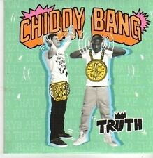 (CB609) Chiddy Bang, Truth - 2010 DJ CD