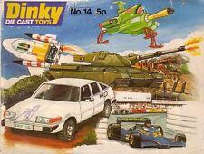 Dinky Toys Catalogue No. 14 - 1978