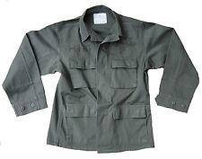 Bravado HIM H.I.M. Heartagram Army Military Rock Star Mod Green Jacket JACKE S/M